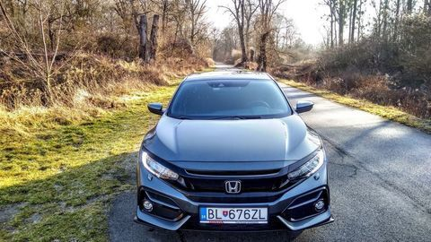 Thumb test honda civic 1.0 turbo sport line autozurnal 9