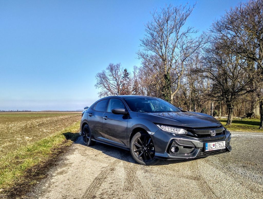 Content test honda civic 1.0 turbo sport line autozurnal 50