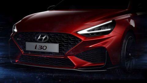 Thumb modernizovany hyundai i30 facelift 2020 autozurnal.com 3