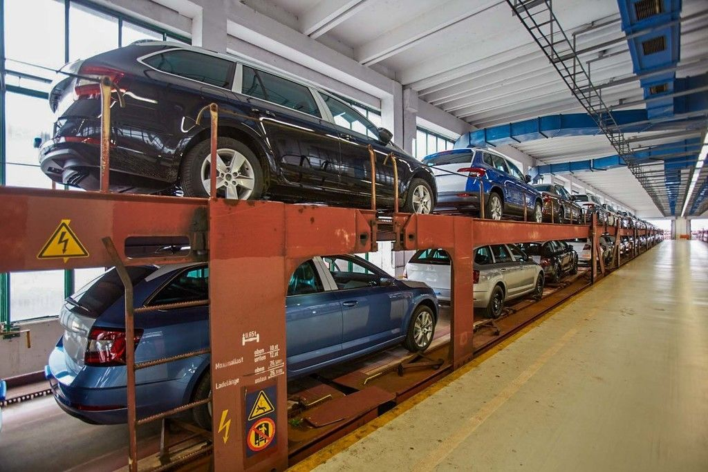 Content skoda railway cars transport logistics
