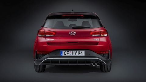 Thumb hyundai i30 2020 facelift autozurnal.com 7