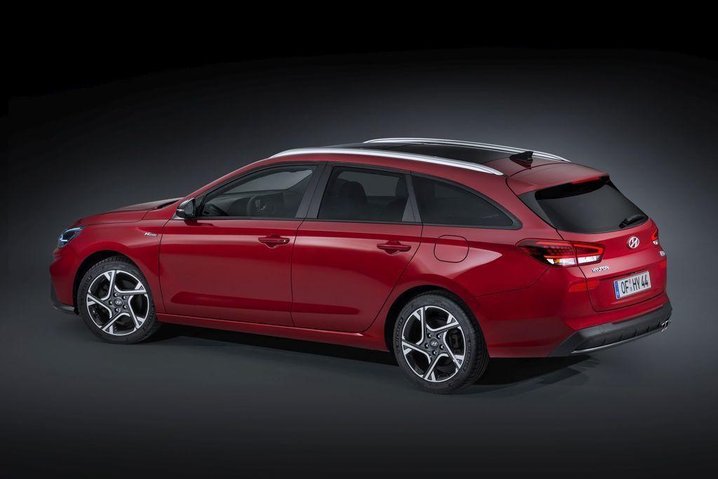 Content hyundai i30 2020 facelift autozurnal.com 14