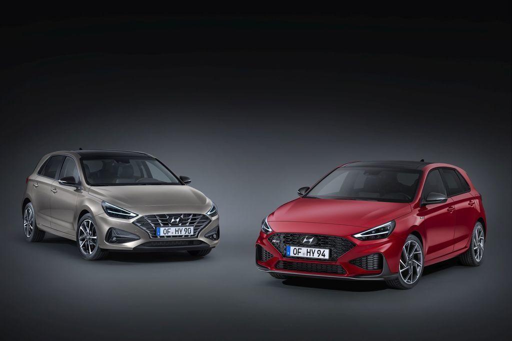 Content hyundai i30 2020 facelift autozurnal.com 24