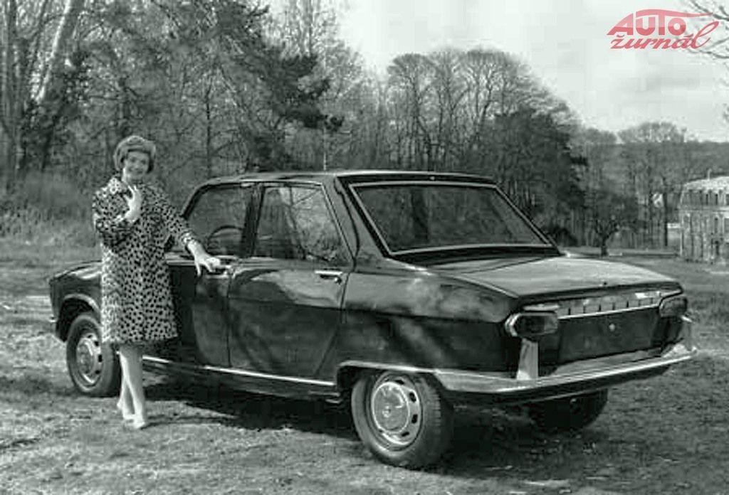 Content 1966 renault 16 sedan 1