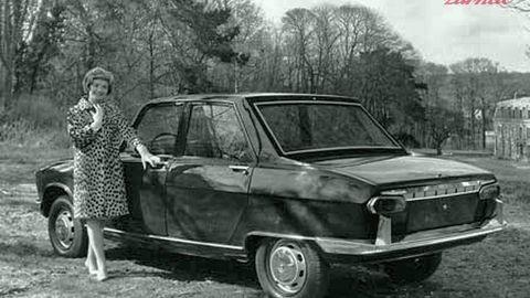 Thumb 1966 renault 16 sedan 1