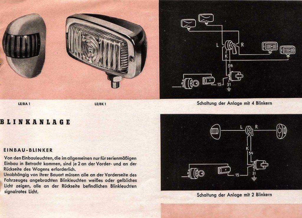 Content 121 bosch turn signal brochure 1951 vw split 5