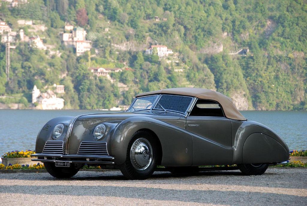 Content 4 1940 alfa romeo 6c 2500 ss pininfarina cabriolet 10024 1940 alfa romeo 6c 2500 ss pininfarina cabriolet