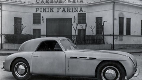 Thumb 6 pininfarina heritage 1947 maserati a61500 berlinetta 10096 pininfarina heritage 1947 maserati a61500 berlinetta