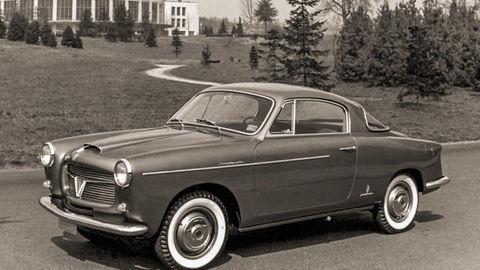 Thumb 1954 fiat 1100 tv pininfarina  10201954 fiat 1100 tv pininfarina