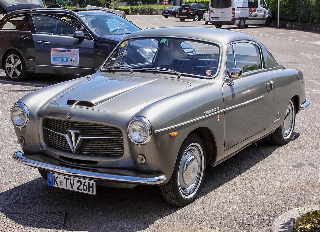 Content 1954 fiat 1100 tv pininfarina  front left 10211954 fiat 1100 tv pininfarina  front left
