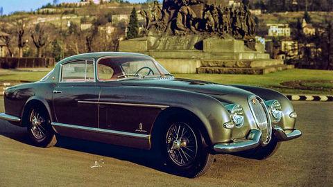 Thumb 1955 xk120 by pininfarina 1 10221955 xk120 by pininfarina 1