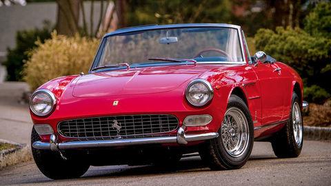 Thumb ferrari 275 gts 1964 1047ferrari 275 gts 1964