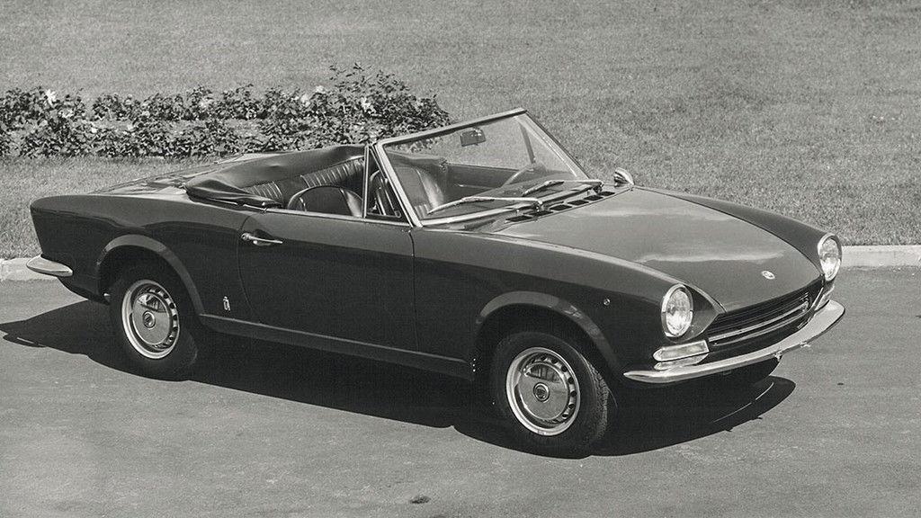Content heritage 1966 fiat 124 sport spider 1078heritage 1966 fiat 124 sport spider