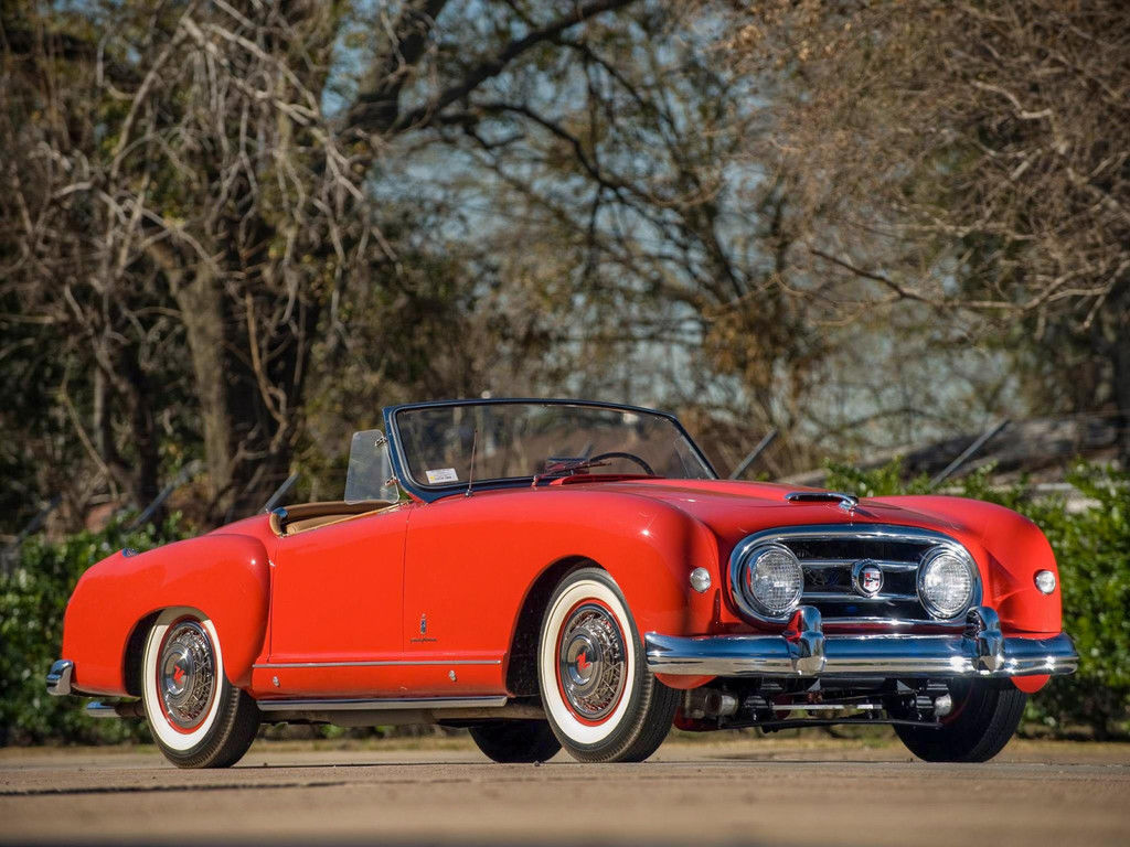 Content holly a  nash healey sport convertible 1953 1082holly a  nash healey sport convertible 1953