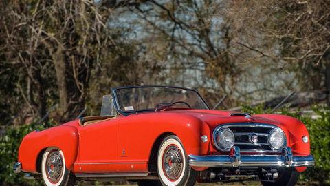 Thumb holly a  nash healey sport convertible 1953 1082holly a  nash healey sport convertible 1953