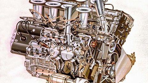 Thumb 3 dfv engine