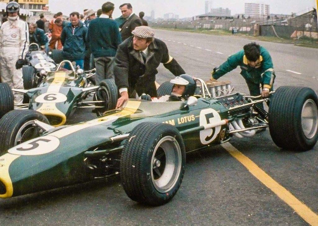 Content dutch grand prix 1967