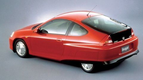 Thumb honda insight