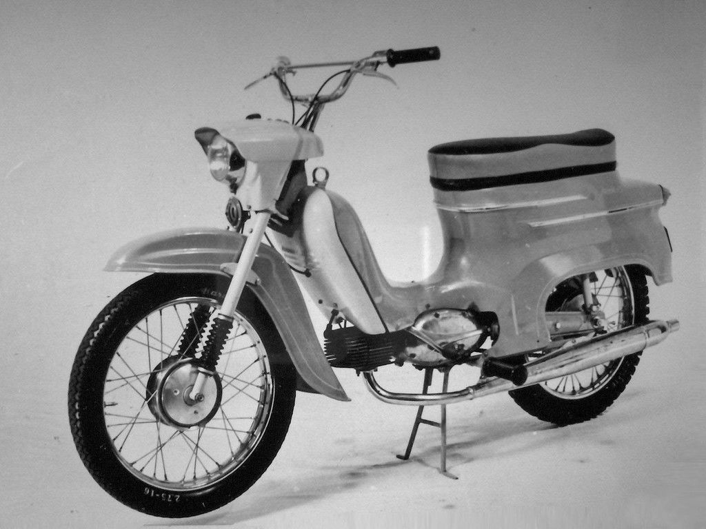 Content 8 jawa 50 typ 05 sport prototyp 1964