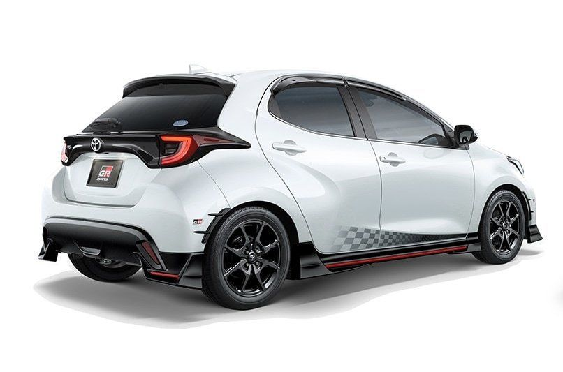 Content toyota yaris gr parts 2