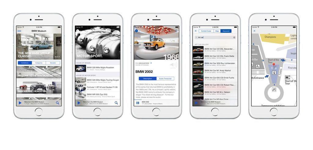 Content bmw muzeum aplikacia autozurnal.com  1