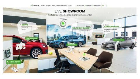 Thumb online showroom