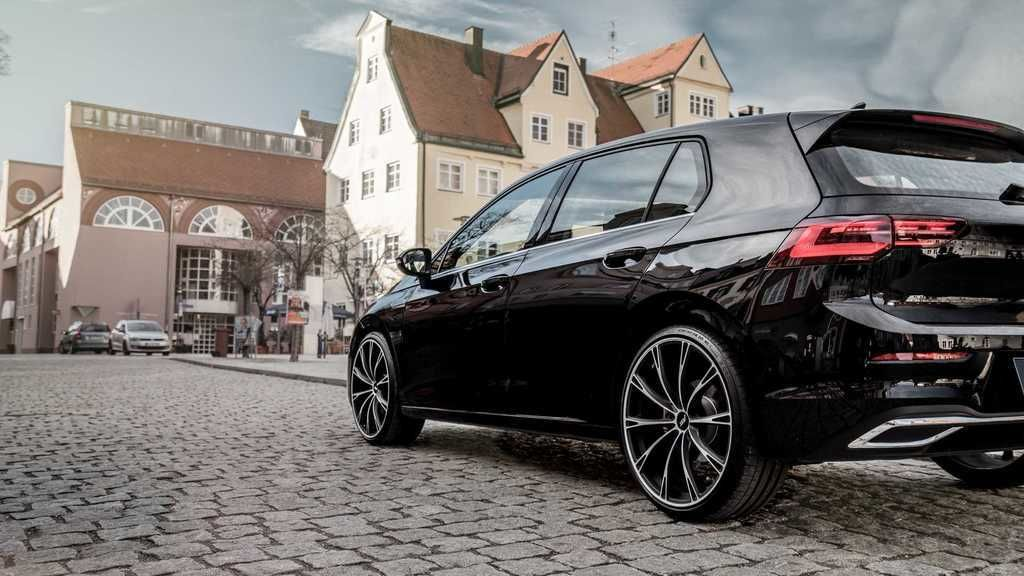 Content 2020 vw golf by abt  5
