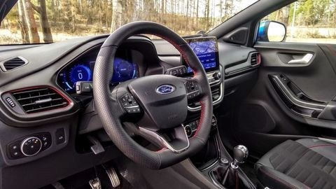 Thumb test ford puma 1.0 hybrid st line x autozurnal.com  44