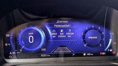 Thumb test ford puma 1.0 hybrid st line x autozurnal.com  5
