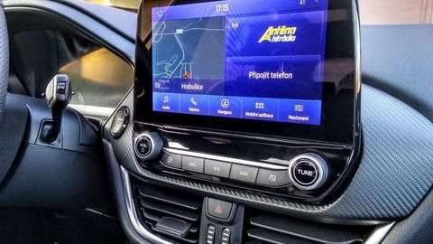 Thumb test ford puma 1.0 hybrid st line x autozurnal.com  14