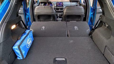 Thumb test ford puma 1.0 hybrid st line x autozurnal.com  10