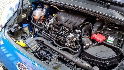 Thumb test ford puma 1.0 hybrid st line x autozurnal.com  2