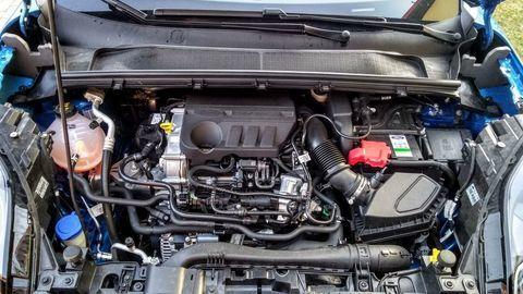Thumb test ford puma 1.0 hybrid st line x autozurnal.com  1