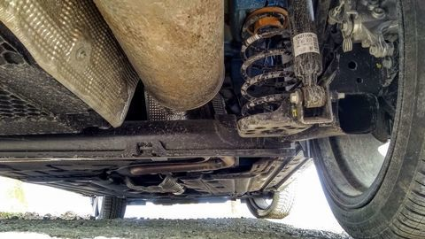 Thumb test ford puma 1.0 hybrid st line x autozurnal.com  55