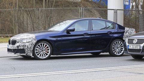Thumb bmw 5 series facelift 007