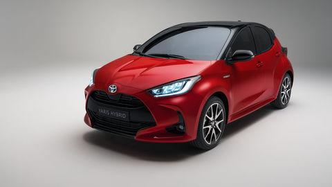 Thumb nova toyota yaris 2020 ceny cennik vybavy motory autozurnal.com  5