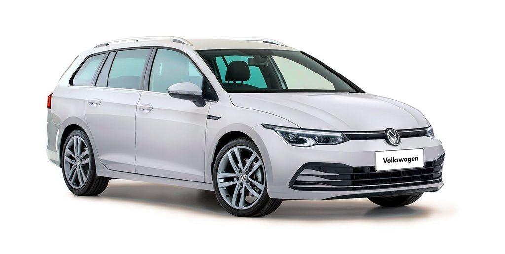 Nový Volkswagen Golf VIII Variant môže vyzerať takto | Autožurnál