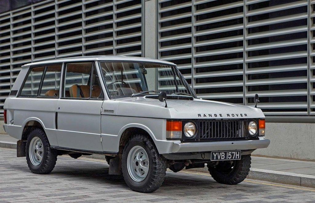 Content range rover classic 1970