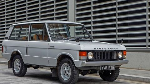 Thumb range rover classic 1970