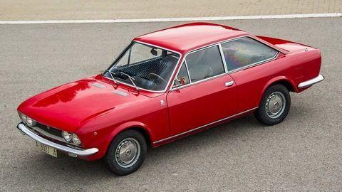 Thumb seat 124 sport 1600 1970