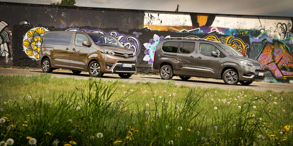 Content toyota proace city verso test