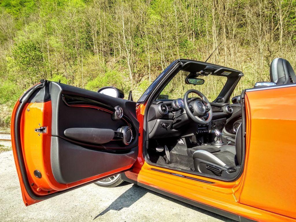 Content test mini john cooper works cabrio autozurnal.com  5
