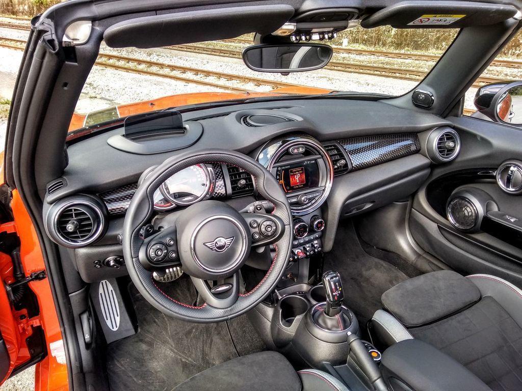 Content test mini john cooper works cabrio autozurnal.com  9