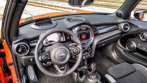 Thumb test mini john cooper works cabrio autozurnal.com  9