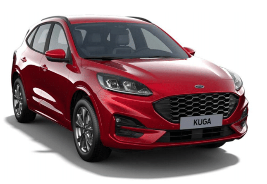 Content kuga first edition st line