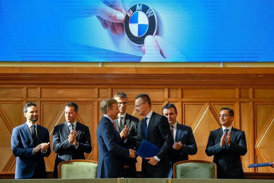 Content bmw hungary