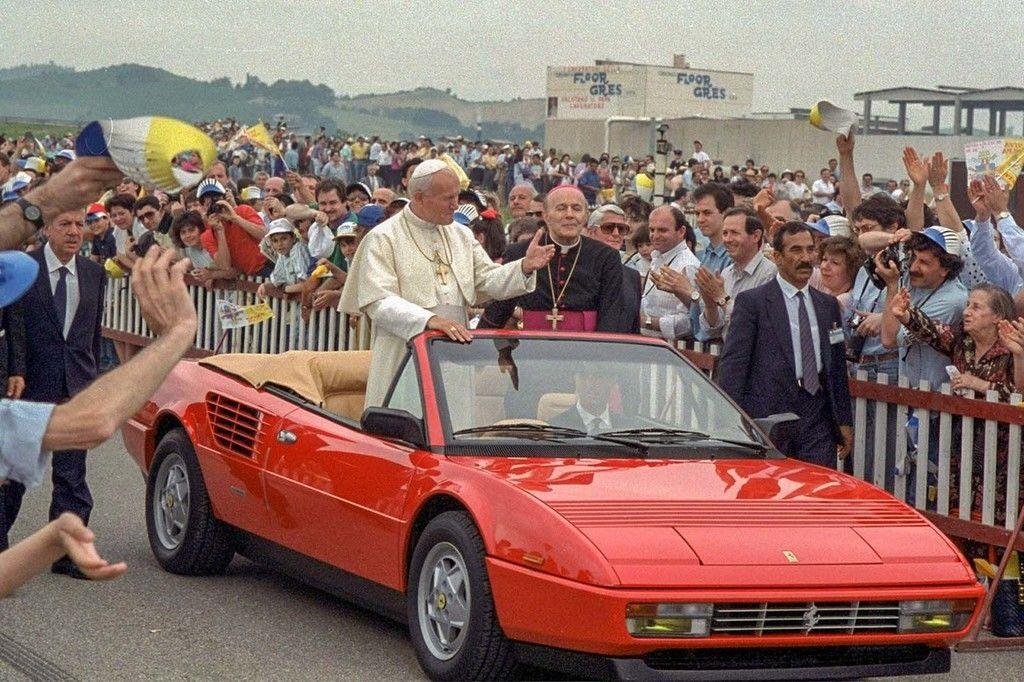 Content 13 fiorano  italy  on june 4  1988