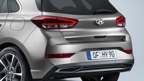 Thumb hyundai i30 2021 faceliftautozurnal.com 3
