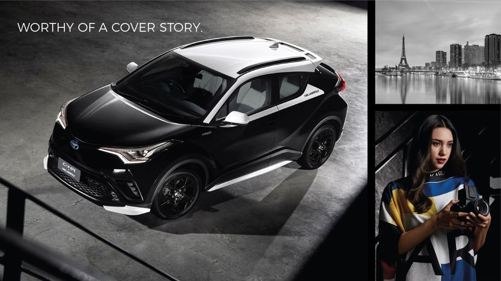 Content tmt news toyota c hr by karl lagerfeld 10