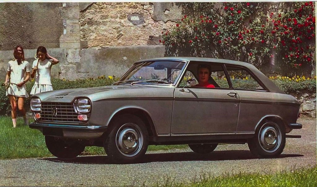 Content 1965 cars peugeot204 coupe